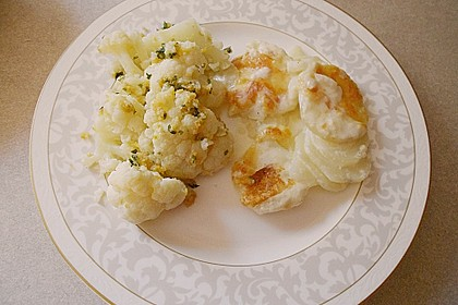 Kartoffelgratin 147
