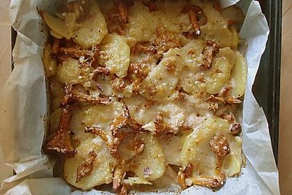 Kartoffelgratin 135