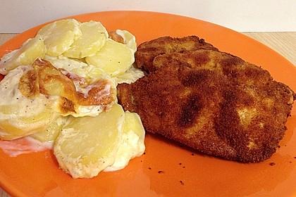 Kartoffelgratin 46