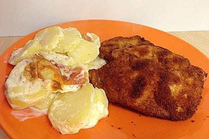 Kartoffelgratin 73