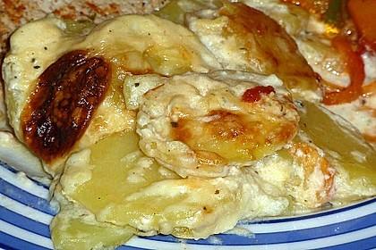Kartoffelgratin 166