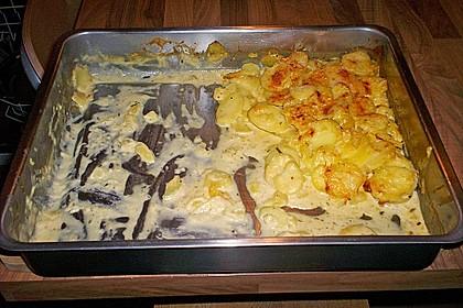 Kartoffelgratin 150