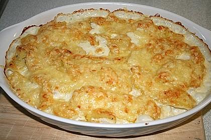 Kartoffelgratin 100
