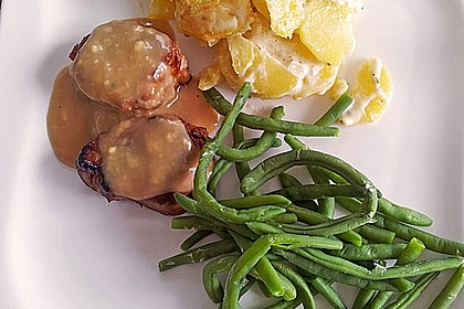 Kartoffelgratin 16