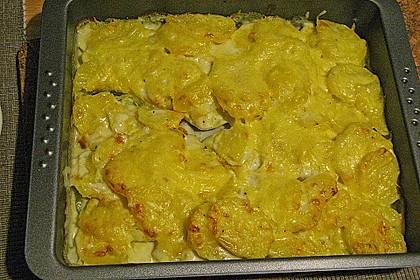 Kartoffelgratin 143
