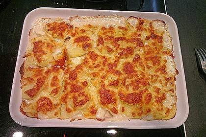 Kartoffelgratin 41