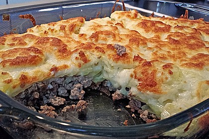 Kartoffelgratin 60