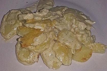 Kartoffelgratin 230