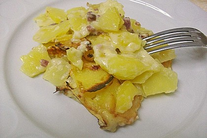 Kartoffelgratin 118