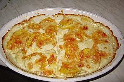 Kartoffelgratin 18