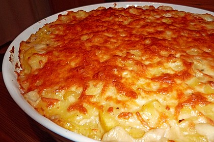 Kartoffelgratin 33