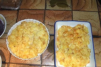 Kartoffelgratin 105