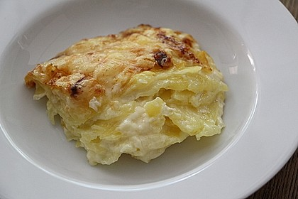 Kartoffelgratin 22