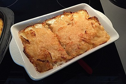 Kartoffelgratin 215