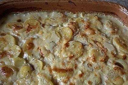 Kartoffelgratin 109