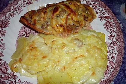 Kartoffelgratin 50