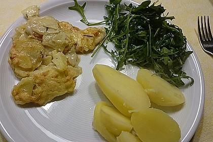 Kartoffelgratin 125