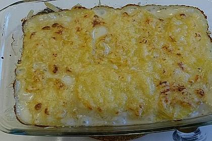 Kartoffelgratin 221