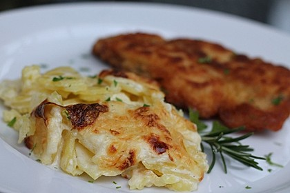 Kartoffelgratin 17