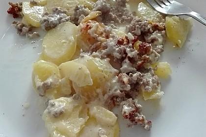 Kartoffelgratin 161
