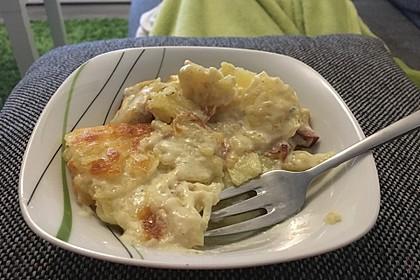 Kartoffelgratin 81