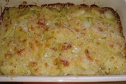 Kartoffelgratin 78
