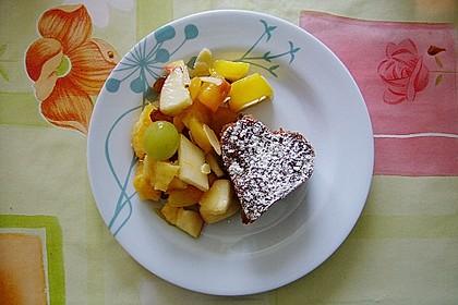 Schokokuchen mit Äpfeln 5