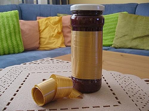 johannisbeer schoko marmelade rezept mit bild. Black Bedroom Furniture Sets. Home Design Ideas