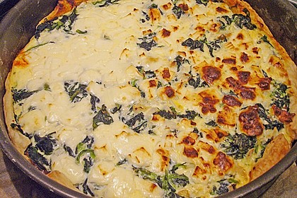 Spinat Quiche 5