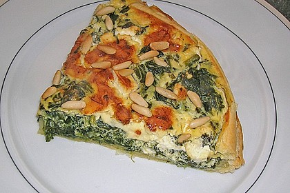 Spinat Quiche 11