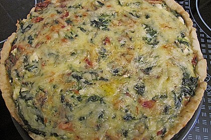 Spinat Quiche 6