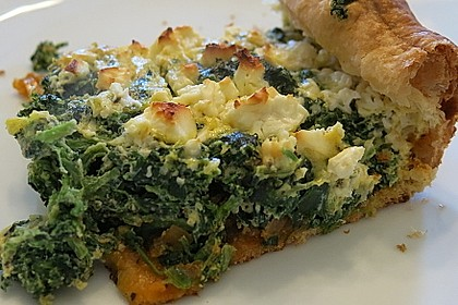 Spinat Quiche 4