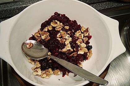 Ukrainischer Rote - Bete - Salat 6