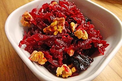 Ukrainischer Rote - Bete - Salat 4