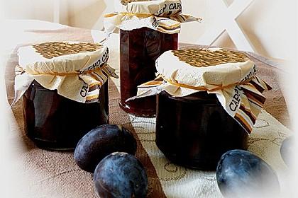 Eingelegte Zwetschgen in Rotwein 4