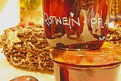 Eingelegte Zwetschgen in Rotwein 13