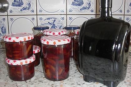 Eingelegte Zwetschgen in Rotwein 28
