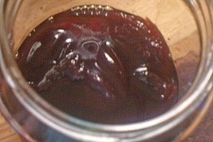 Eingelegte Zwetschgen in Rotwein 48