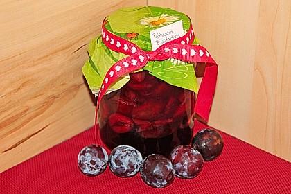 Eingelegte Zwetschgen in Rotwein 14
