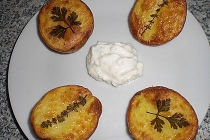 Ofenkartoffeln mit frischen Kräutern 21