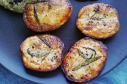 Ofenkartoffeln mit frischen Kräutern 35