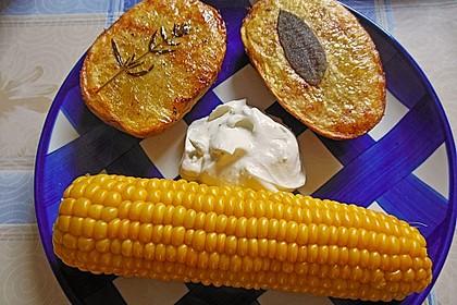 Ofenkartoffeln mit frischen Kräutern 36