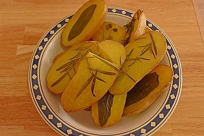 Ofenkartoffeln mit frischen Kräutern 41