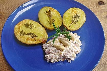 Ofenkartoffeln mit frischen Kräutern 17
