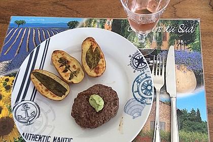 Ofenkartoffeln mit frischen Kräutern 42