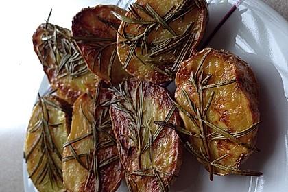 Ofenkartoffeln mit frischen Kräutern 39