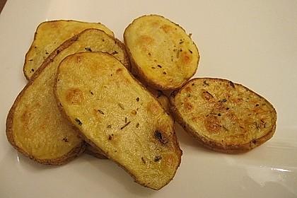 Ofenkartoffeln mit frischen Kräutern 34