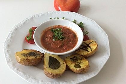 Ofenkartoffeln mit frischen Kräutern 2