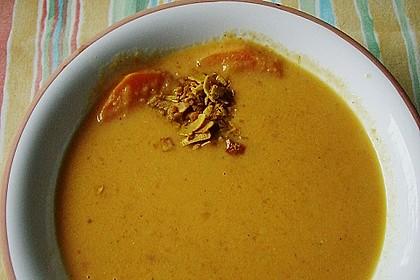 Süßkartoffel - Kokos - Suppe 18