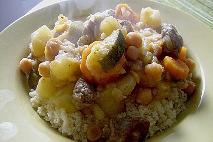 Tunesischer Couscous 8